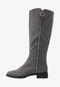 Head over Heels by Dune - TABEA - Vysoká obuv - grey - 1
