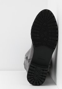 Head over Heels by Dune - TABEA - Vysoká obuv - grey - 6