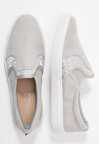 Head over Heels by Dune - EVEY - Slip-ons - silver - 3