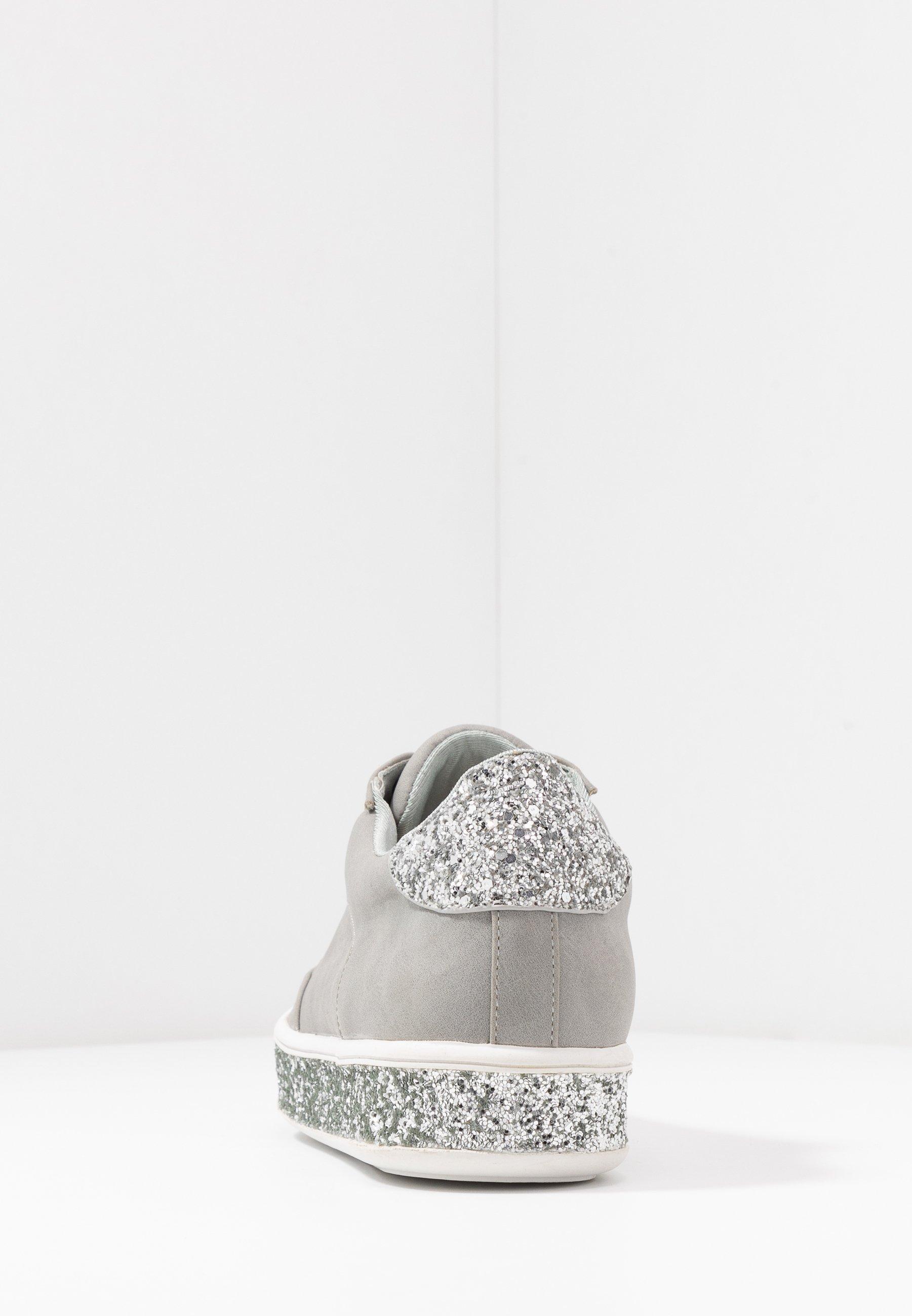 Head over Heels by Dune ELAIINE Joggesko grey Zalando.no