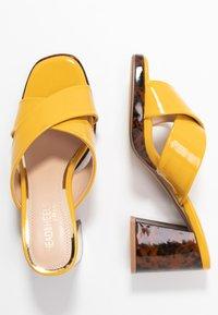 Head over Heels by Dune - MAJA - Korolliset pistokkaat - yellow - 3