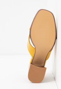 Head over Heels by Dune - MAJA - Korolliset pistokkaat - yellow - 6