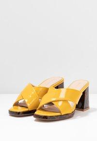 Head over Heels by Dune - MAJA - Korolliset pistokkaat - yellow - 4