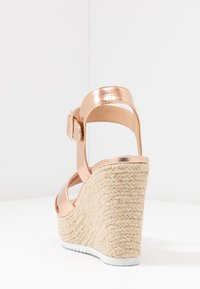 Head over Heels by Dune - KATYAA - Sandály na vysokém podpatku - rose gold metallic - 5