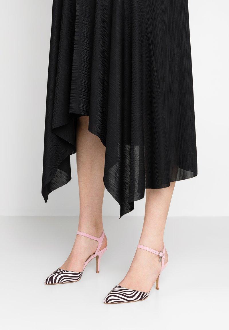 Head over Heels by Dune - CINDI - Sandali con tacco - pink