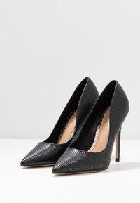 Head over Heels by Dune - AIMEES - Zapatos altos - black - 4