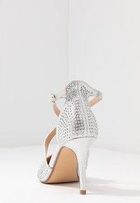 Head over Heels by Dune - CAROLIINA - Klassiske pumps - silver - 5