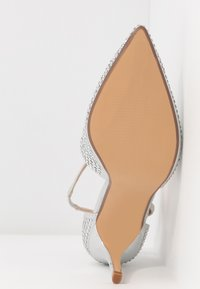 Head over Heels by Dune - CAROLIINA - Klassiske pumps - silver - 6