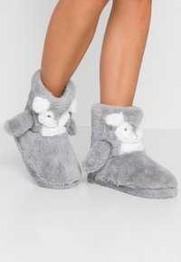 Head over Heels by Dune - FROSTI - Slippers - grey - 0