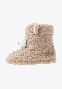 Head over Heels by Dune - FUZZY - Slippers - beige - 1