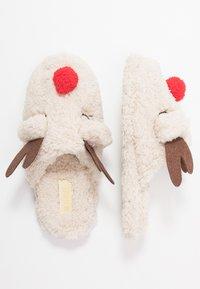 Head over Heels by Dune - FIXEN - Pantofole - beige - 3