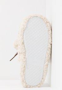 Head over Heels by Dune - FIXEN - Pantofole - beige - 6
