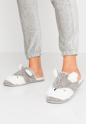 FRONIE - Pantofole - grey