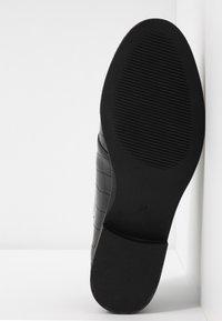 Head over Heels by Dune - GEORGIO - Snøresko - black - 6