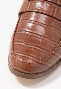 Head over Heels by Dune - GOMEZZ - Scarpe senza lacci - tan - 2