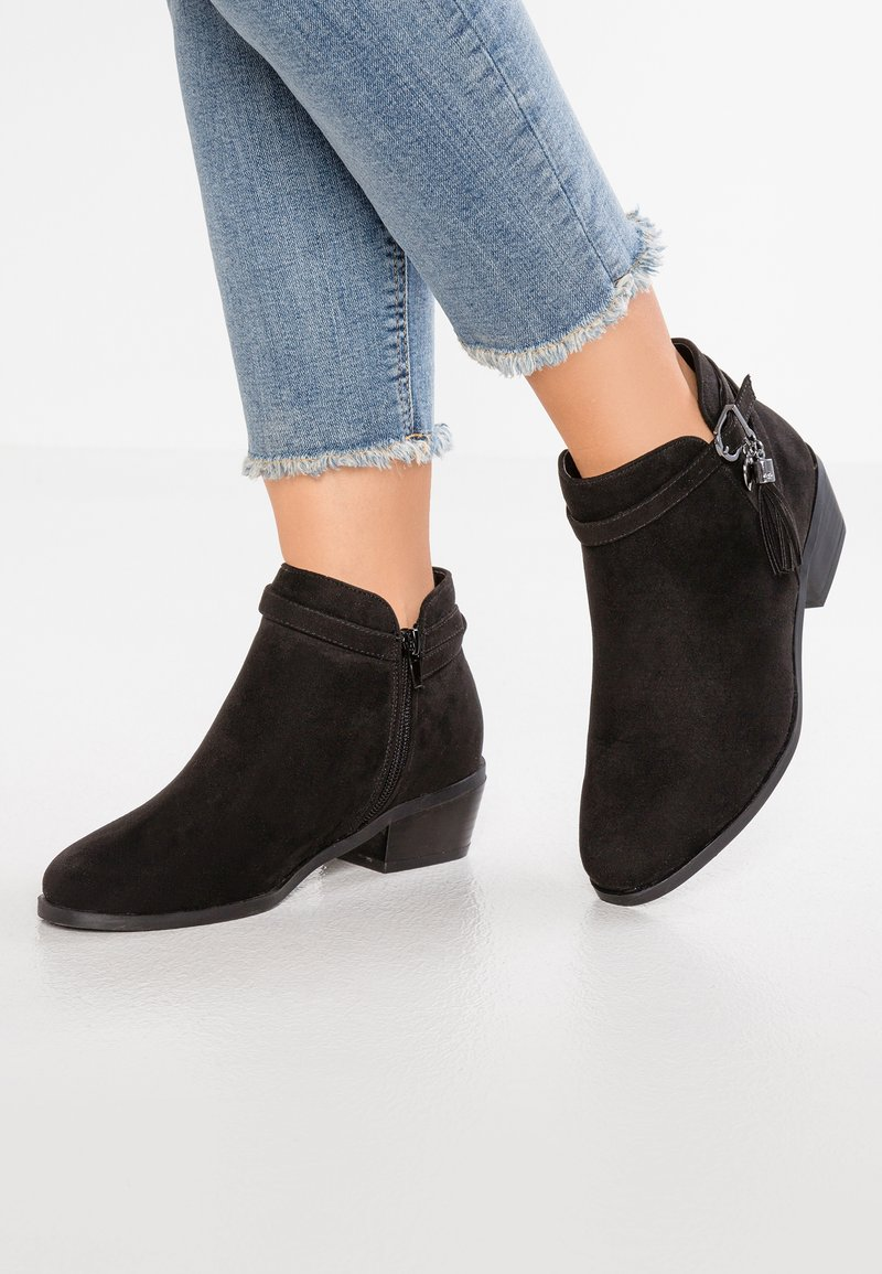 Head over Heels by Dune - PALOMMA - Ankle boots - black
