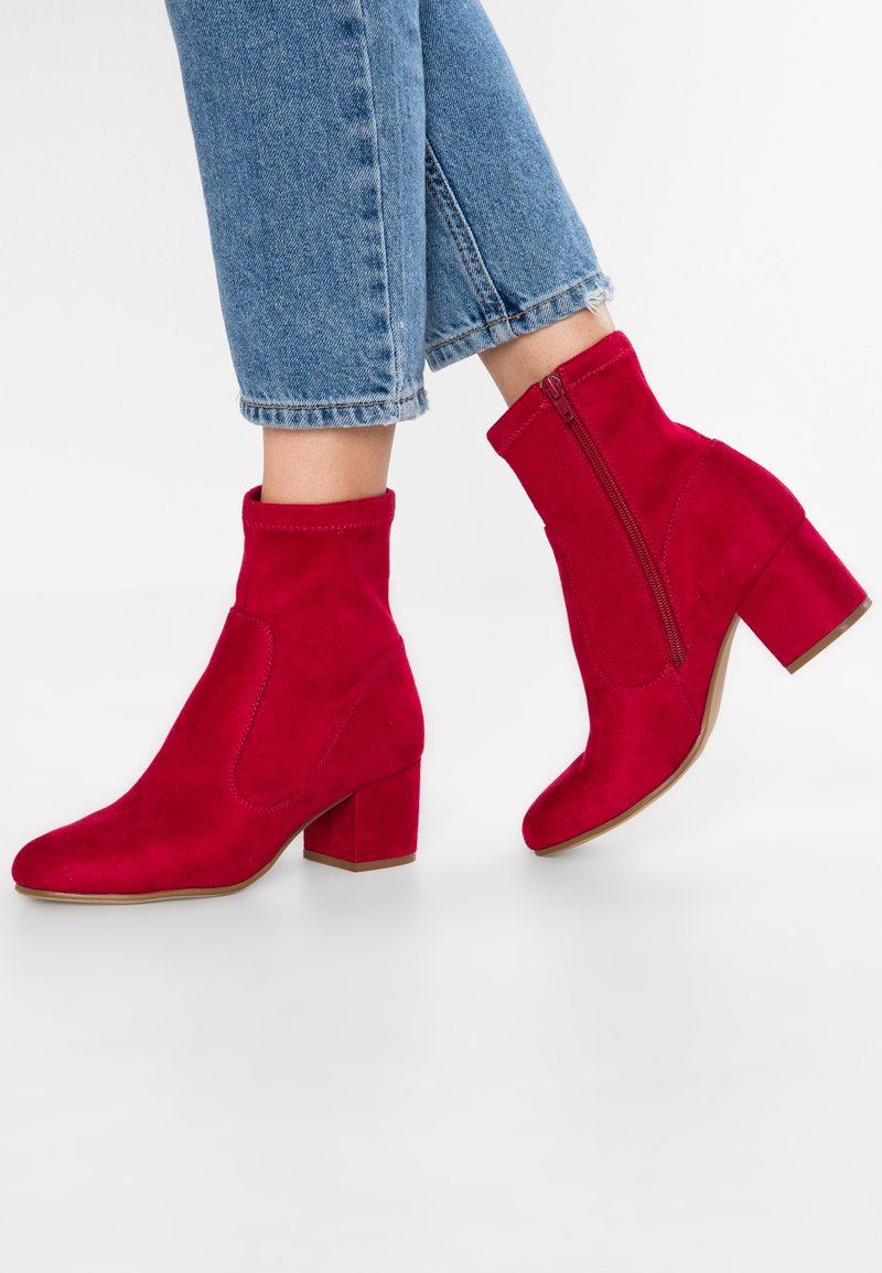 Head over Heels by Dune - OHANNA - Classic ankle boots - red