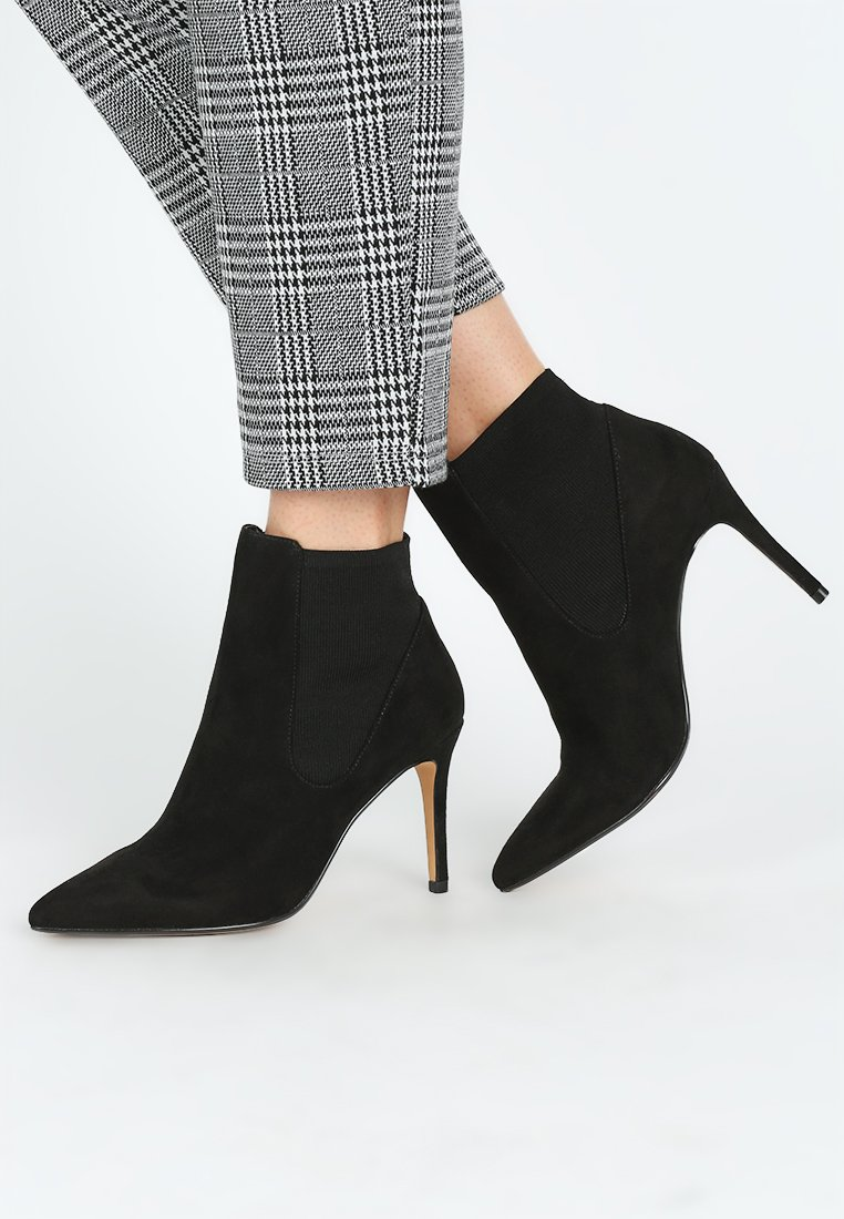 Head over Heels by Dune - OLIVIE - High heeled ankle boots - black