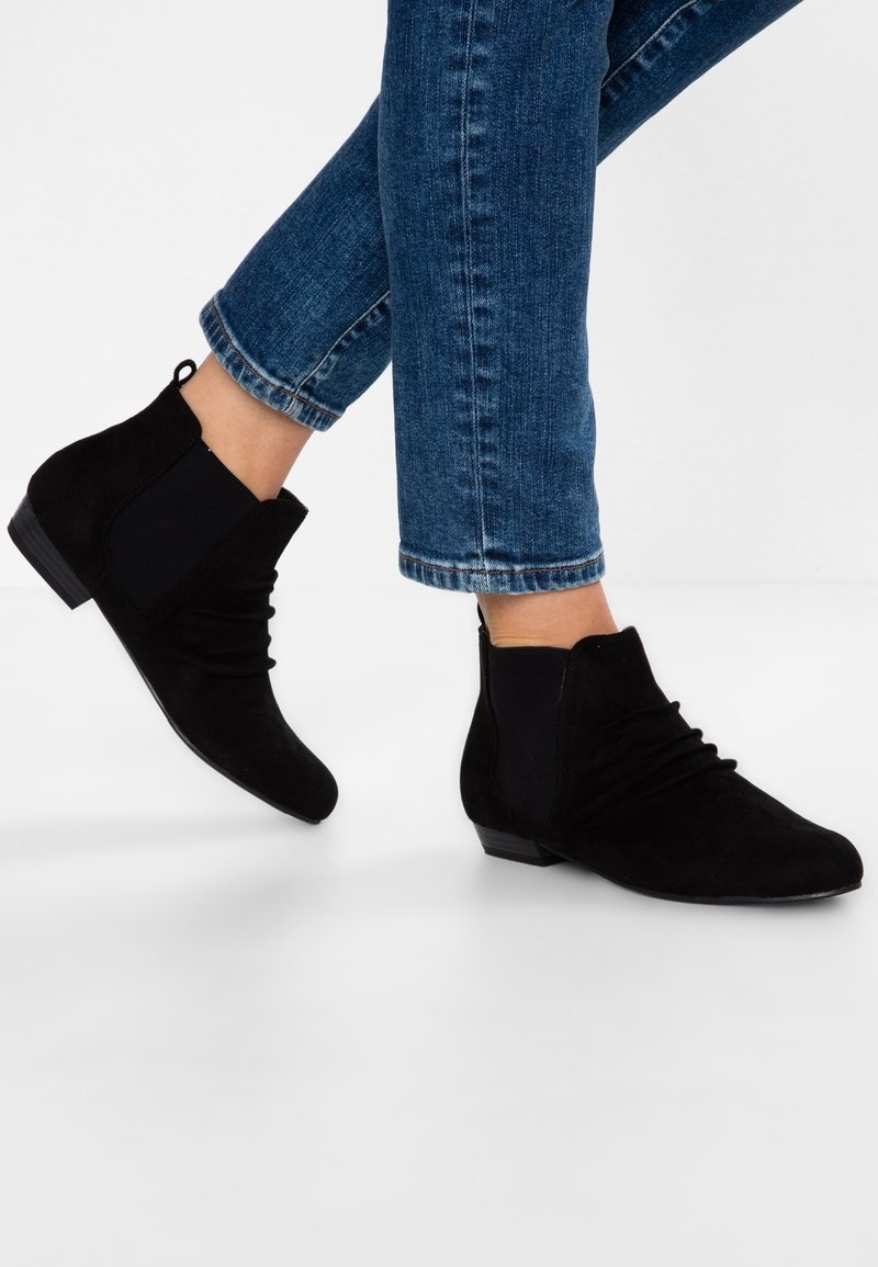 Head over Heels by Dune - PRIAS - Ankle Boot - black
