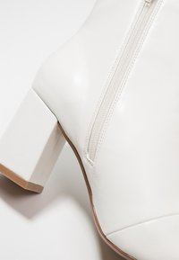 Head over Heels by Dune - OLLA - Bottines - white - 2