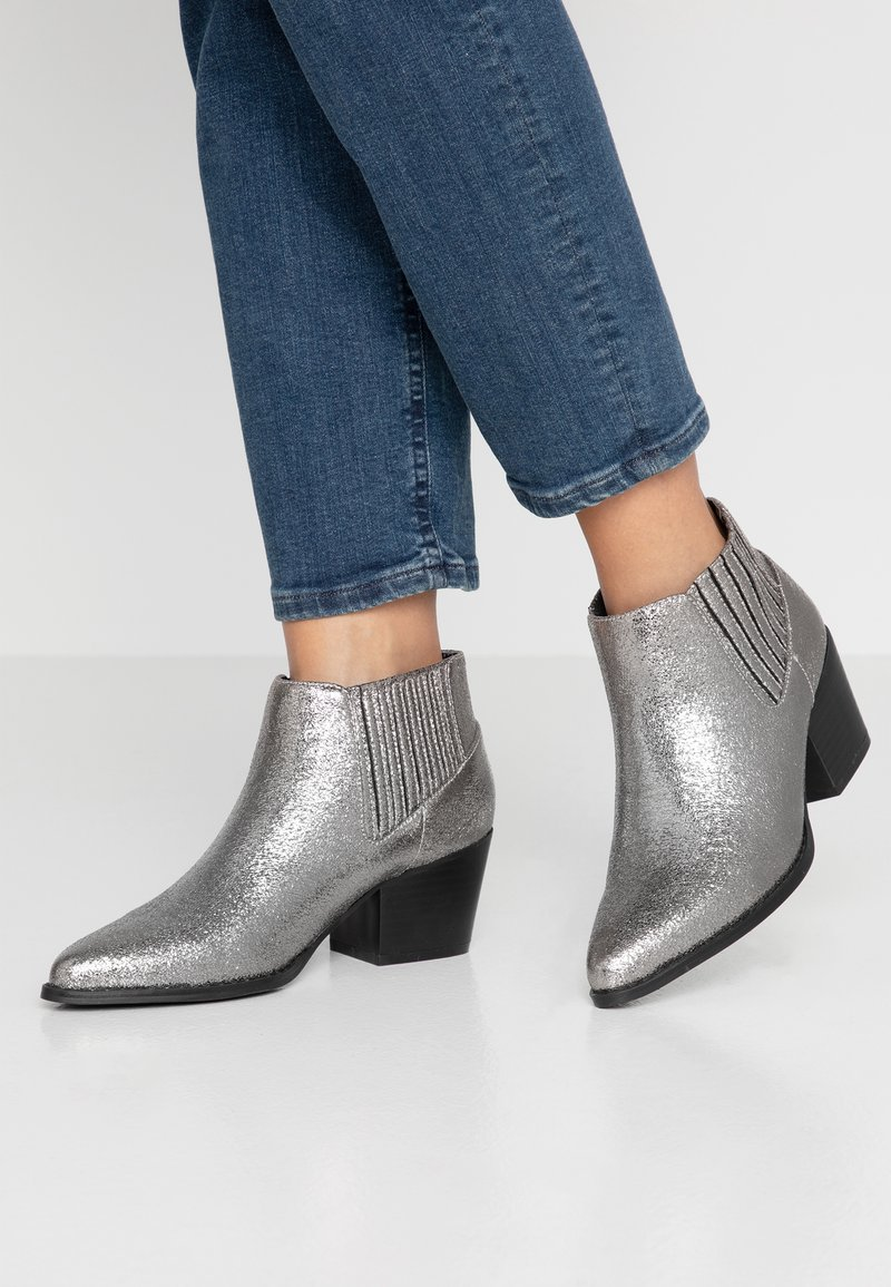 Head over Heels by Dune - OLI - Ankle boots - pewter