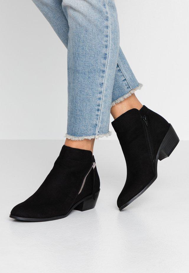 PEDRINE - Ankle boots - black