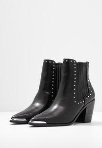 Head over Heels by Dune - POMONA - Ankelboots - black - 4