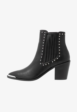POMONA - Ankelstøvler - black