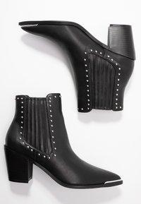 Head over Heels by Dune - POMONA - Tronchetti - black - 3