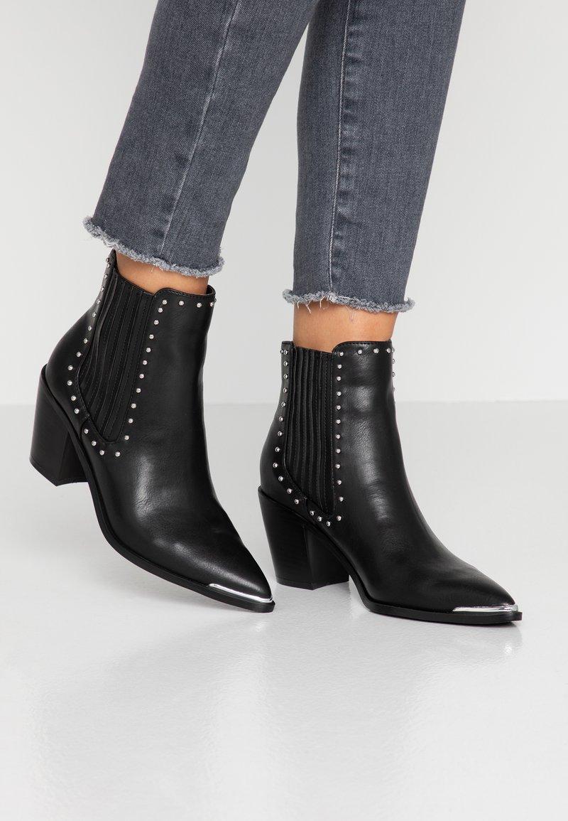 Head over Heels by Dune - POMONA - Tronchetti - black