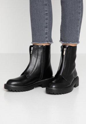 PEPA - Classic ankle boots - black