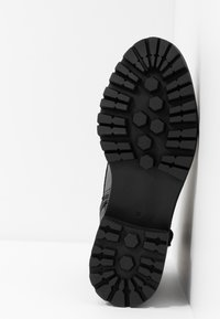 Head over Heels by Dune - PRIYANKAA - Stivaletti texani / biker - black - 6