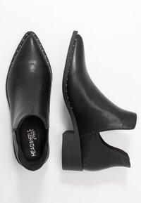 Head over Heels by Dune - PATRIA - Kotníková obuv - black - 3