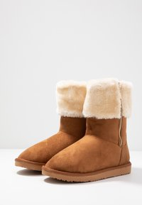 Head over Heels by Dune - ROMANA - Classic ankle boots - tan - 4