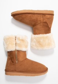 Head over Heels by Dune - ROMANA - Classic ankle boots - tan - 3