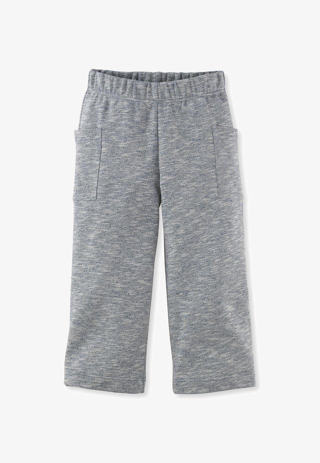 Trousers - tuscheblau