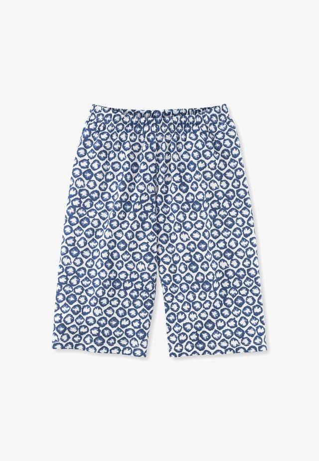 Shorts - tuscheblau