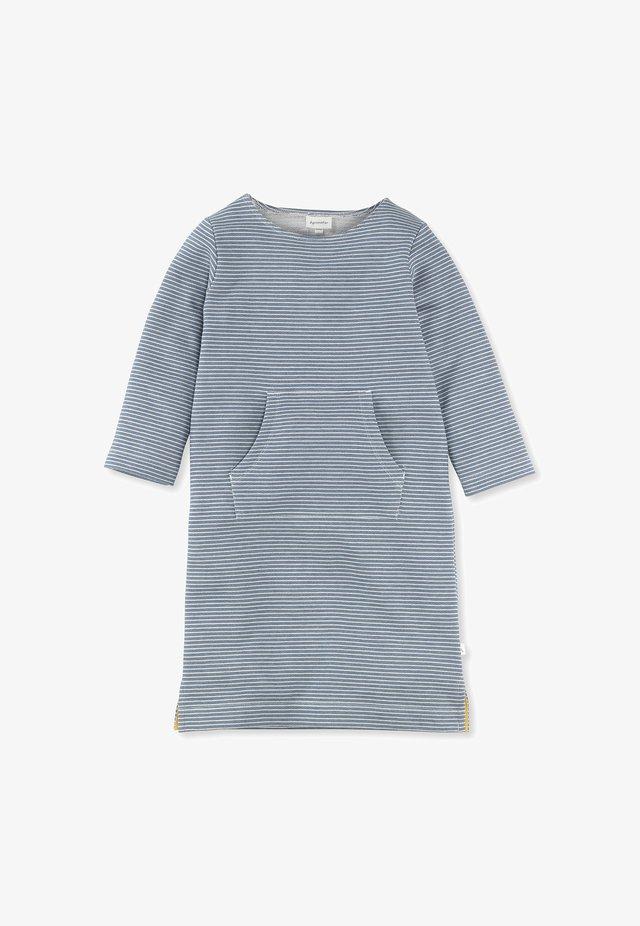 Day dress - graublau