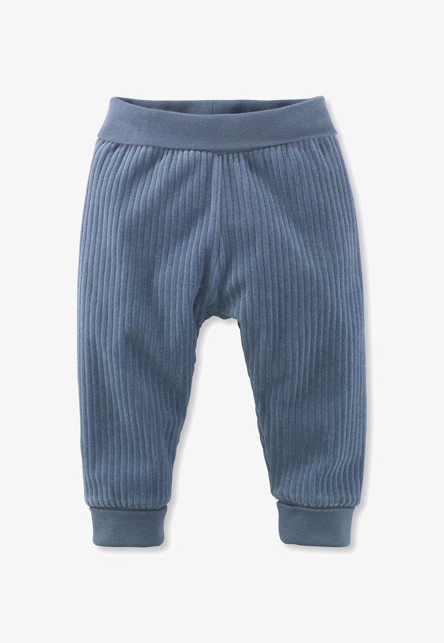 Tracksuit bottoms - graublau