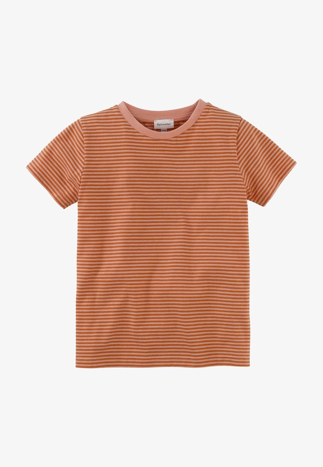 Print T-shirt - teerose