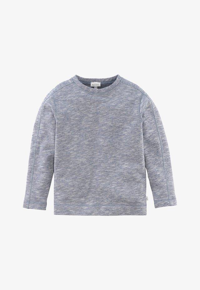 Sweatshirt - tuscheblau