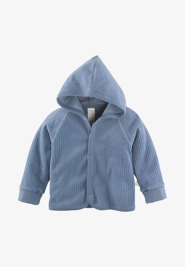 Summer jacket - graublau