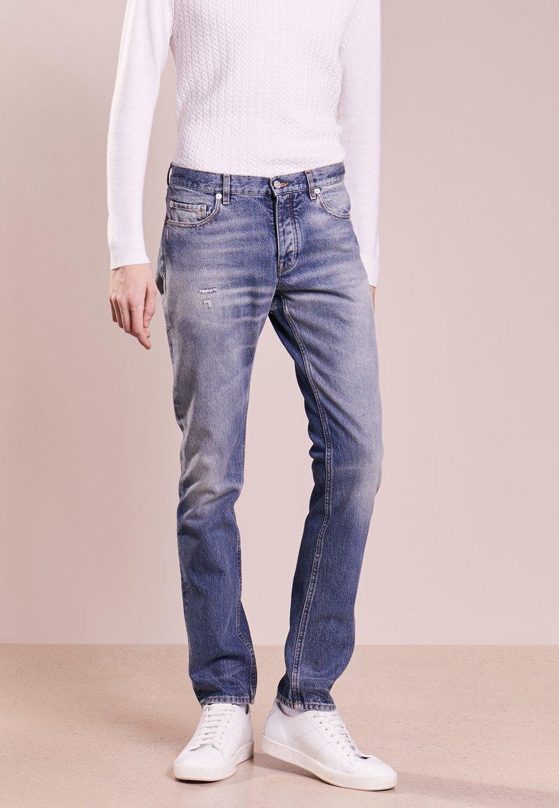 Harmony - DONOVAN TOILE - Straight leg jeans - blue
