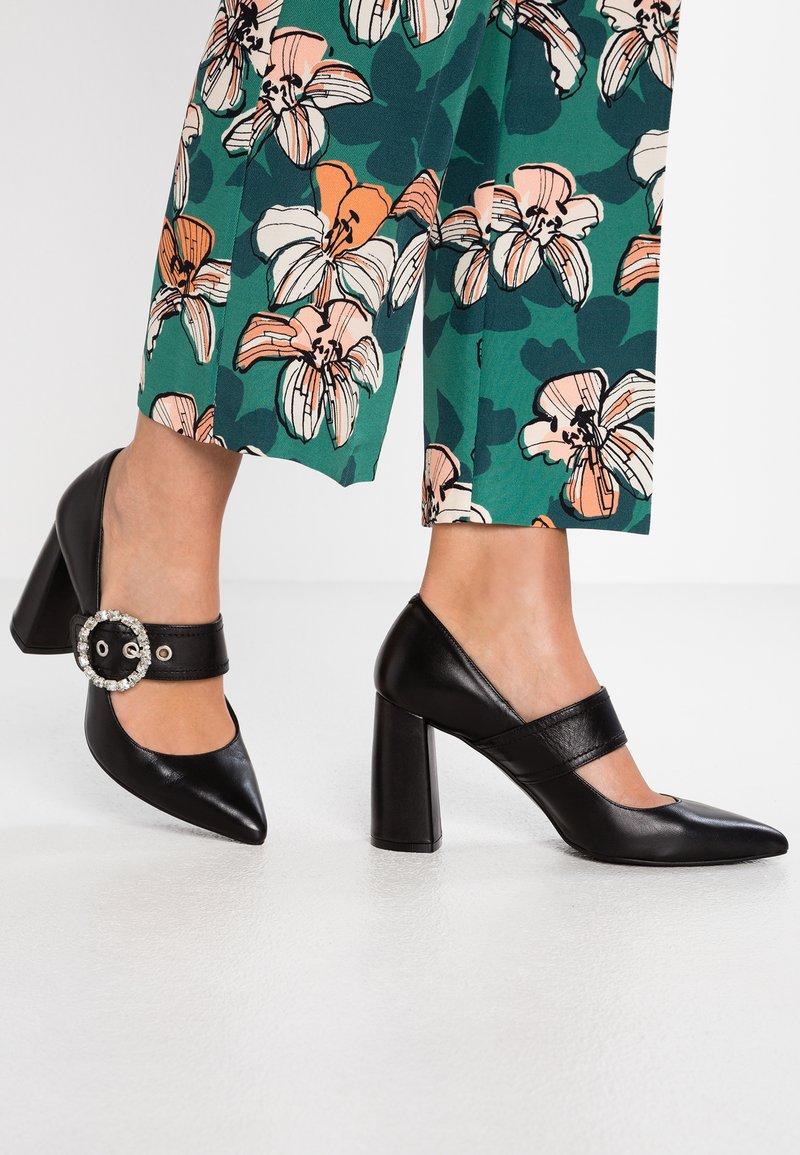 Helia - High heels - black