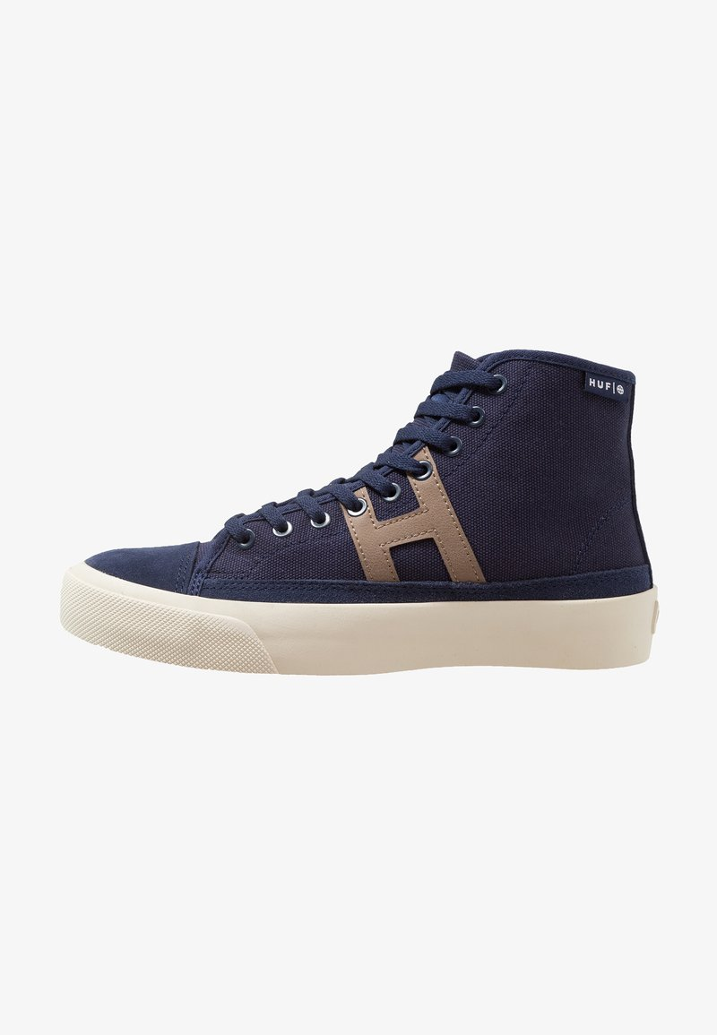 HUF - HUPPER - High-top trainers - navy