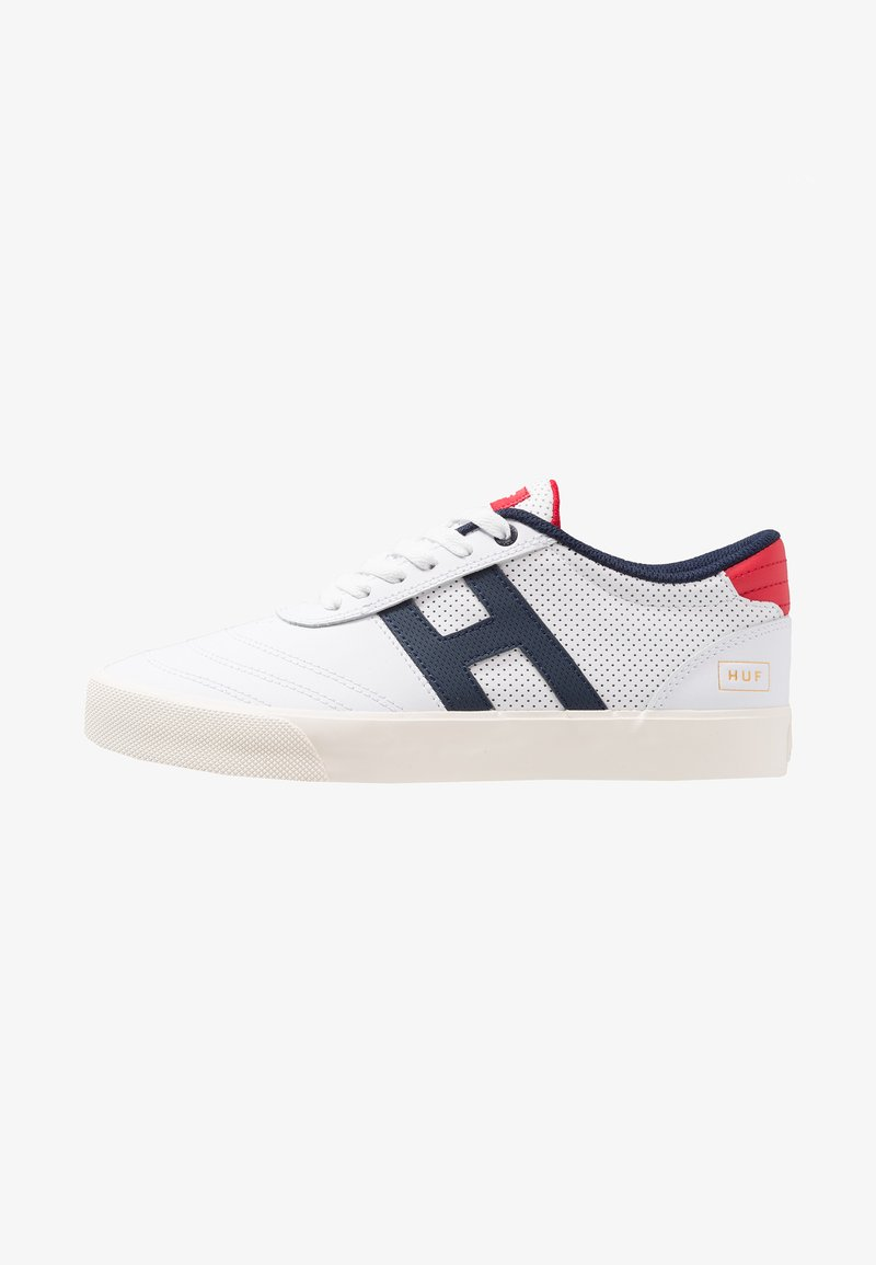 HUF - GALAXY - Sneaker low - white/antique