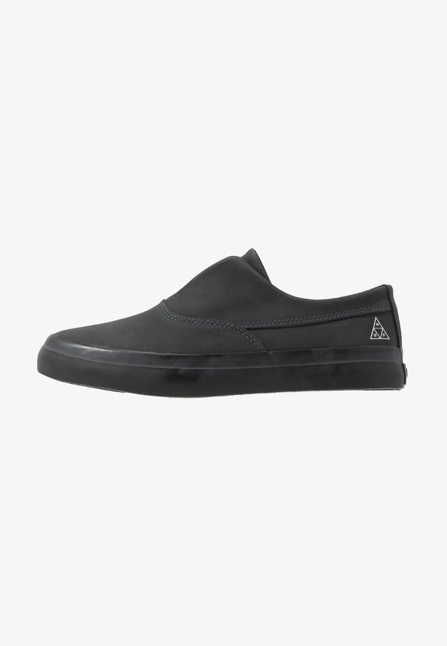 DYLAN SLIP ON - Półbuty wsuwane - black