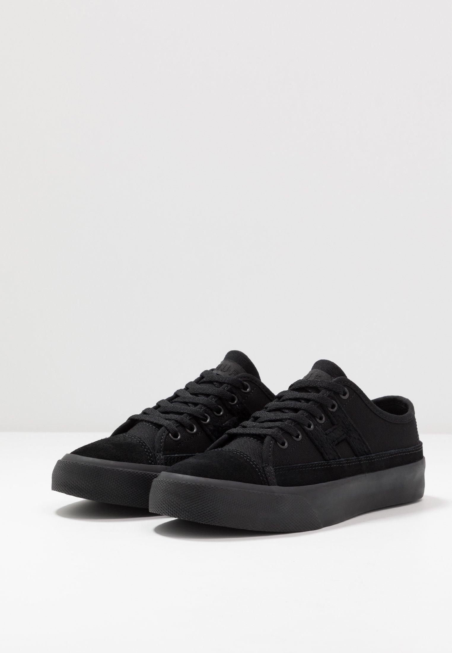Huf Basse 2Sneakers Black Hupper Huf 0PwkO8nX