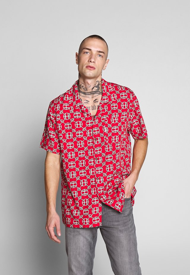 ATELIER RESORT - Camicia - red