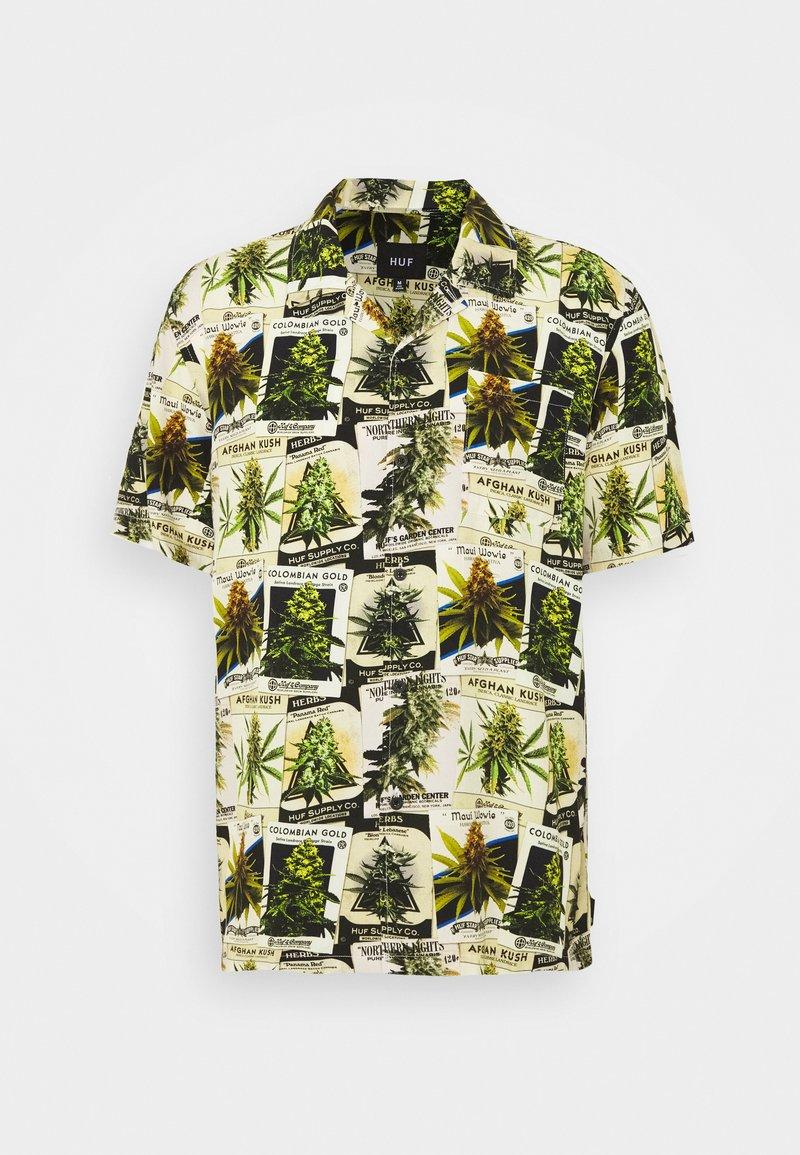 HUF - THUMB - Košile - green